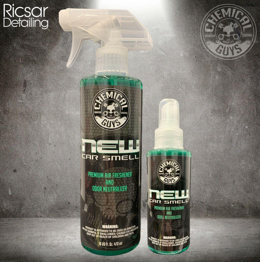 Chemical Guys - New Car Smell Scent Air Freshener & Odour Eliminator
